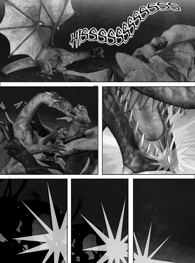 0280: Paladin and Dragon